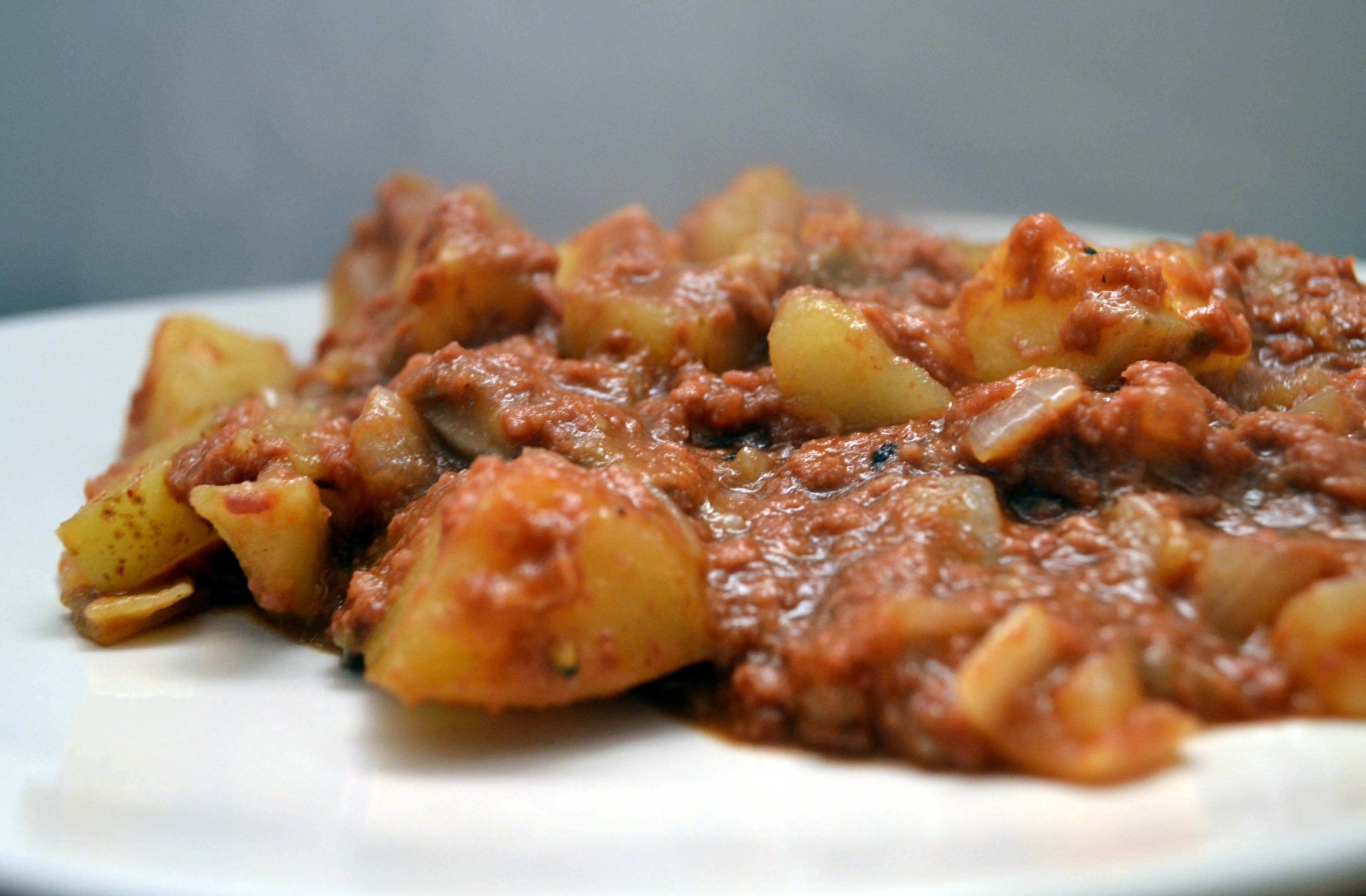 Recipe #87: Corned beef hash – with a hint of paprika | My Food ...